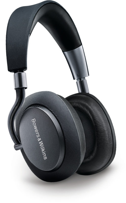 PX Noise Cancelling Wireless Headphones – Space Grey