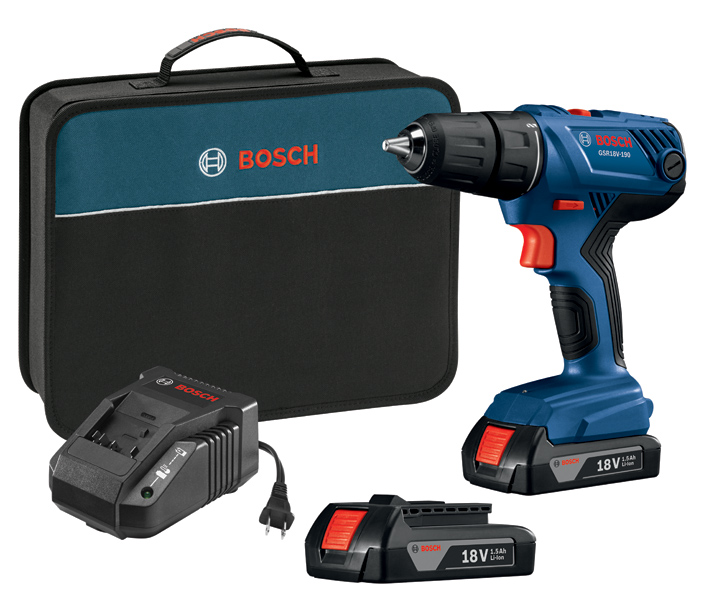 18V Compact 1/2 In. Drill/Driver Kit