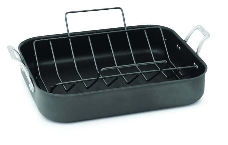 Signature Nonstick 16-in. Roaster with Rack