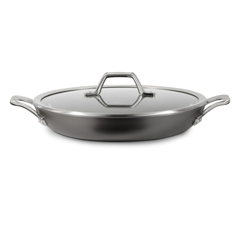 Signature Nonstick 12-in. Everyday Pan with Cover