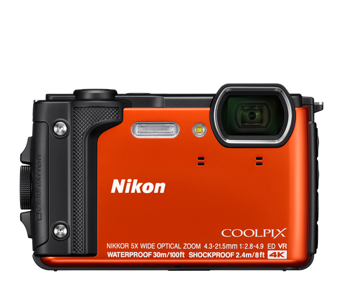COOLPIX W300 – Orange