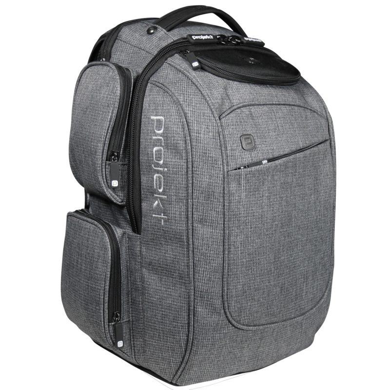 Carpaccio Backpack – Platinum