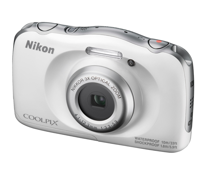 COOLPIX W100 – White