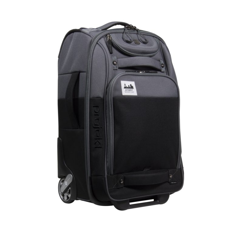Carry-On 101 – Black / Charcoal