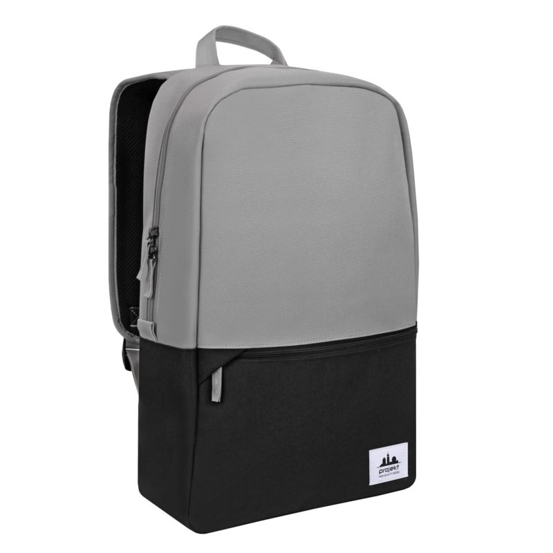 Konrad Backpack – Black / Grey