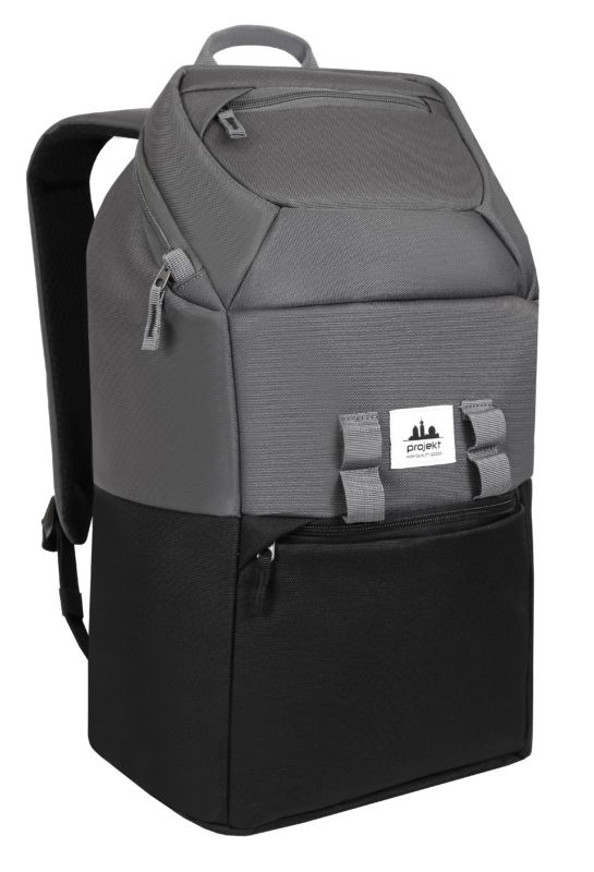 Kooler Backpack – Black / Charcoal