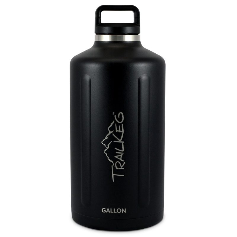 Gallon Growler – Black