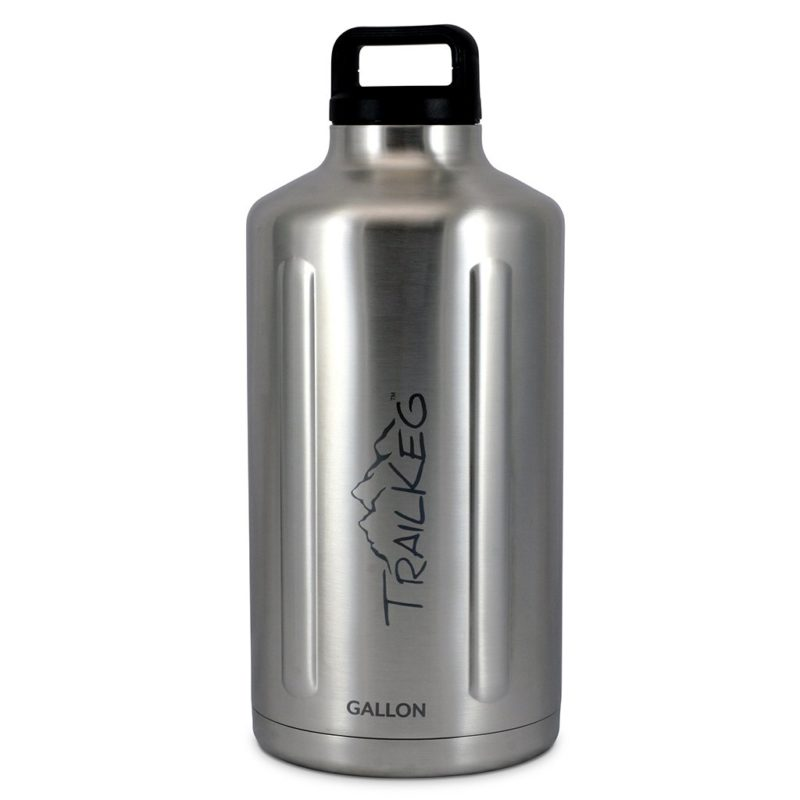 Gallon Growler – Stainless