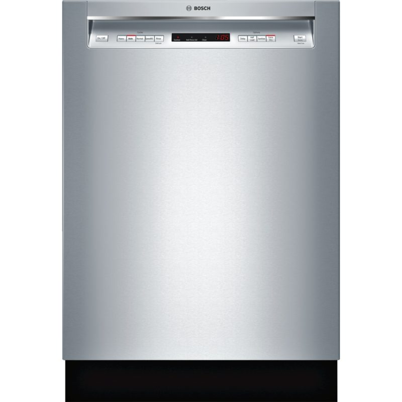 24″ Recessed Handle 300 Series SS Dishwasher