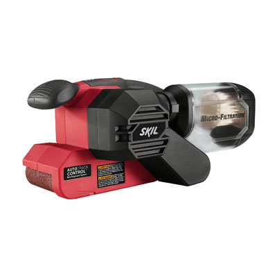 3 In. x 18 In. Belt Sander with Pressure Control