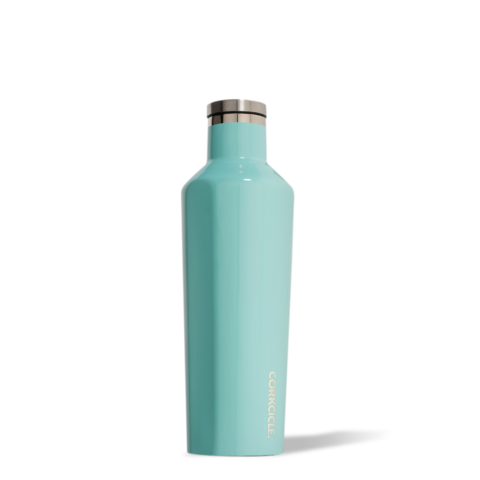 Classic Canteen 16oz. – Gloss Turquoise