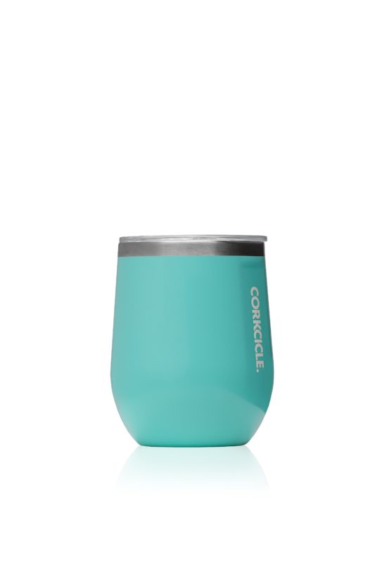Classic Stemless – Gloss Torquoise